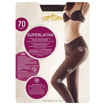 Panty Omsa 4069 Superlativa 70den Pack 5