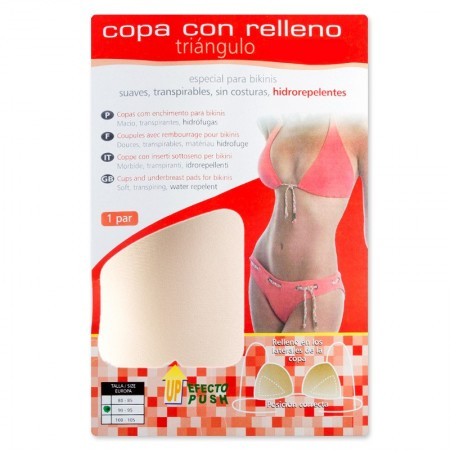 COPA BAÑADOR TRIANGULO PUSH UP HIDROREPELENTE