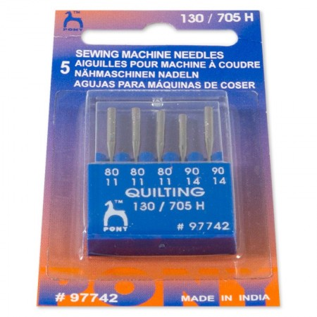 AGUJAS MAQUINA QUILTING 80-90 PACK ART.705-97742